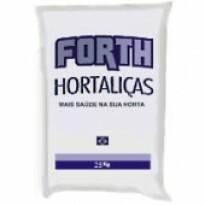 Forth Hortaliças - Fertilizante - 25kg