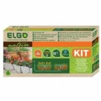 Kit Micro Irrigação - 12 gotejadores 1,3L/H - CDK12