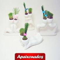Boneco Ecológico - Coleção Apaixonados