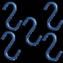 Gancho Para vasos - N1 - Aço Galvanizado - 5 unidades