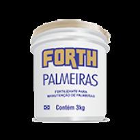 Forth Palmeiras - Fertilizante - 3kg