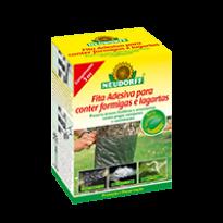Fita Adesiva para conter formigas e lagartas - 3 metros - Neudorff