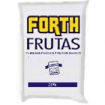Forth Frutas Fertilizante - NPK 12-05-15 + 9 Nutrientes - 25kg