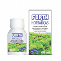 Forth Hortaliças - Fertilizante - 60 ml