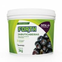 Forth Jabuticabeira - Fertilizante - 3kg