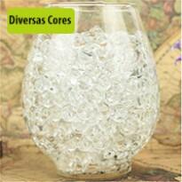 Gel Bolinha - Cristais d'água - Diversas Cores - 5 gramas