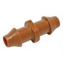 Conexão em linha para Tubo 8mm - 5 unidades - 1321 - Elgo