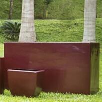Jardineira Alta - Fibra de Vidro - 60 alt x 100x50 cm