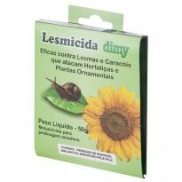 Lesmicida Orgânico - 50 g - Dimy
