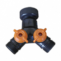 Distribuidor de água - 2 vias - LQYSC - Elgo
