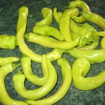 Pimentão Alongado Amarelo (Pimenta Doce) (Ref 212)