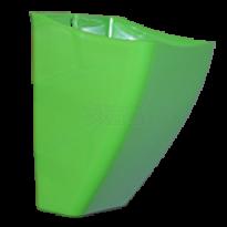 Cachepô de Parede PlastFit - Verde Claro