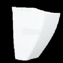 Cachepô de Parede PlastFit - Branco