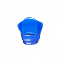 Cachepô Mini 06 - Azul - PlastPot