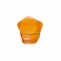 Cachepô Mini 06 - Laranja - PlastPot