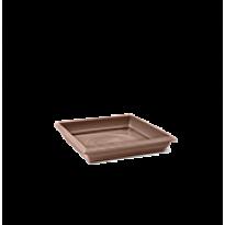 Prato para Floreira - N01 - Cor Tabaco