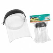 Protetor Facial Incolor 8 polegadas - Dura Plus