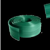 Separador de Canteiros - C/ Borda Canudo - Verde- 15m
