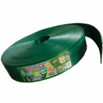 Separador de Canteiros - C/ Borda Oval - 50  m - Verde