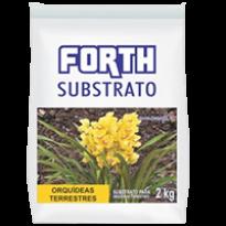 Forth Substrato para Orquídeas Terrestres - 2 kg