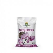 Substrato para Orquídeas - 1 kg - Vitaplan