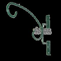 Suporte Amor Perfeito Para Vasos e Plantas - 26 cm - Verde