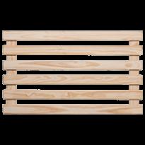 Painel Horizontal - Treliça Ripada - Larga - 60 x 100 cm