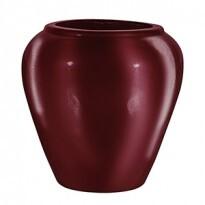 Vaso Fibra de Vidro - Urna - 63 alt x 46 diâm - Diversas Cores - Rotogarden