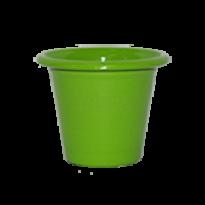 Mini Vaso de alumínio - N0 - Cor Verde Claro