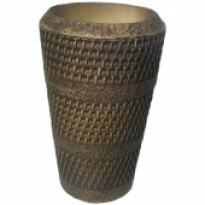 Vaso Império - Tabaco - Alt 24 cm 1,6 L - L809