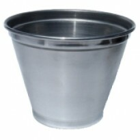 Vaso Alumínio N06 - Prata