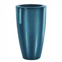 Vaso Fibra de Vidro - Cônico 30 - 52 alt x 30 diâm - Diversas Cores - Rotogarden