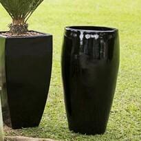 Vaso Fibra de Vidro - Firenze N3 - 88 alt x 45,5 diâm - Diversas Cores - Rotogarden