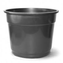 Vaso Plástico N09 - 65 Litros - Cor Preta