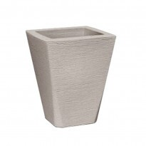 Vaso Trapézio Grafiato N70 Cimento