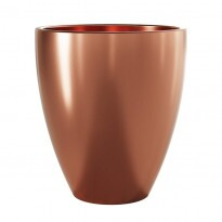 Vaso Frankfurt em Cerâmica Bronze