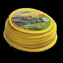 """Mangueira Premium - 18mm - 3/4"""" - 25m - (Resistente às dobras e torções) - Elgo"""