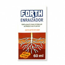 Forth Enraizador (02-05-05 + ME + Algas Marinhas) - Fertilizante 60 ml