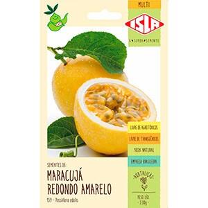 Maracujá Redondo Amarelo (Ref 159)