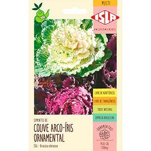 Couve Arco-Iris Ornamental Sortida (Ref 356)