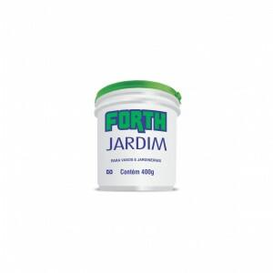 Forth Jardim - Fertilizante NPK 13-05-13 + 9 Micronutrientes - 400 g