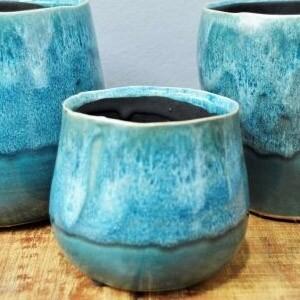Vaso Azul