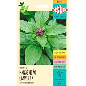 Manjericão Canella 0,1g (Ref 507)