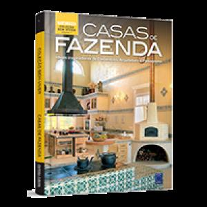 Coleção Bem-Viver Volume 1: Casas de Fazenda