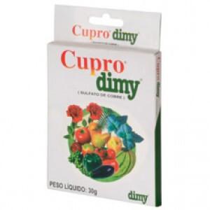 Cupro Dimy Fungicida 30 gramas