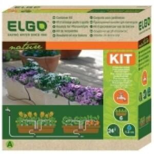 Kit Micro Irrigação - 24 gotejadores 1,3L/H - CDK24