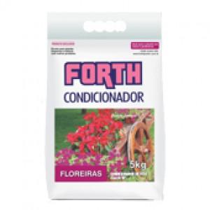 Forth - Condicionador Floreiras 5kg (Substrato)