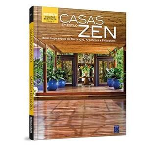 Coleção Bem-Viver Volume 8: Casas em estilo zen (Livros)