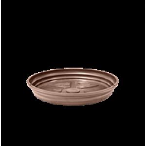 Prato N07 (4,5 x 25,2 cm) - Cor Tabaco