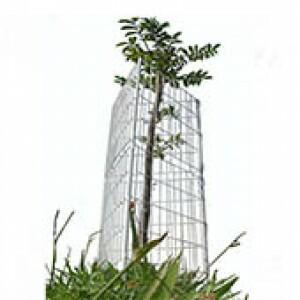 Protetor Cercado para Árvore 150x50x50cm - Verde